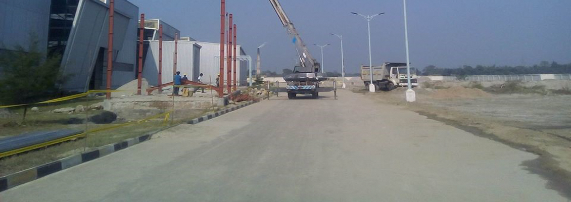 Ifad turnkey project