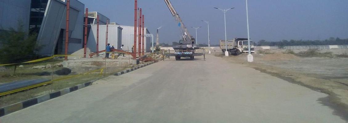 Ifad turnkey project